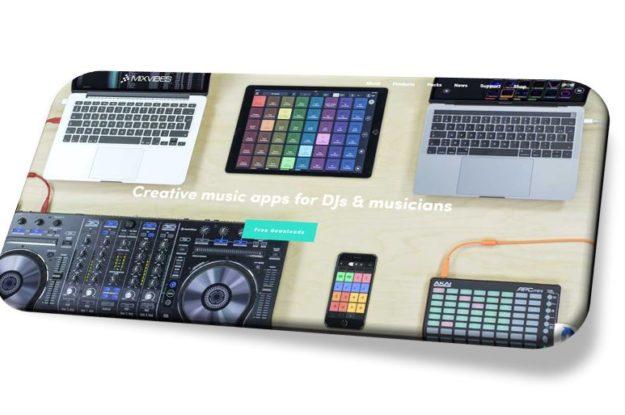 Stratégie SEO site MixVibes