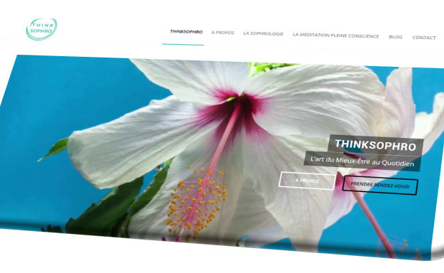 Conception Site ThinkSophro