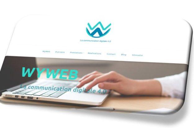 Refonte du site WyWeB